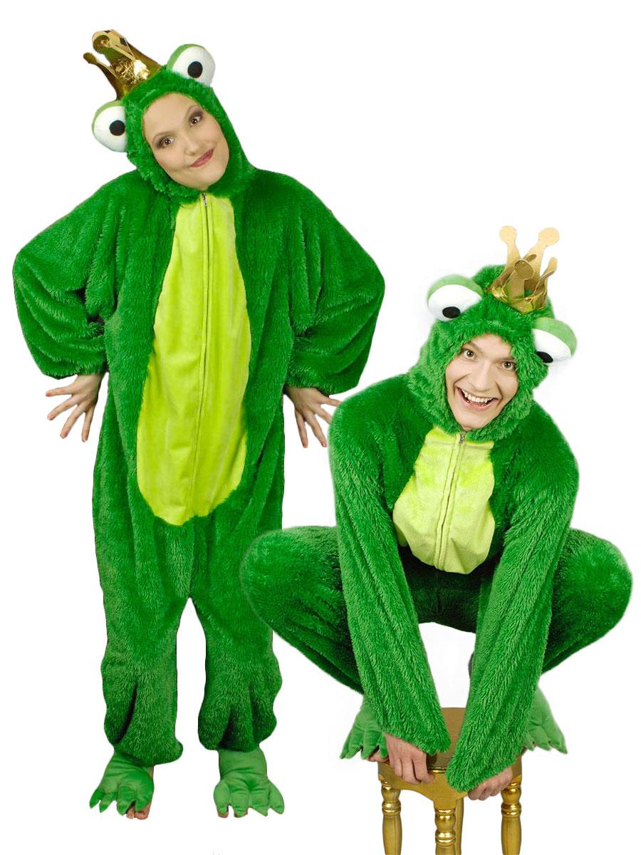 Kostum Fur Erwachsene Overall Froschkonig Karneval Kostum Ebay