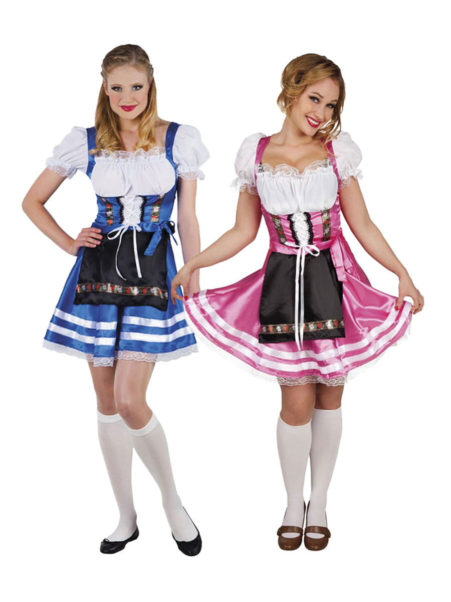 dirndl rot gr n jaquard deluxe oktoberfest ebay. Black Bedroom Furniture Sets. Home Design Ideas
