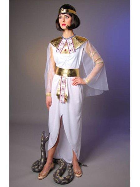 kleopatra kost m karneval gypten fasching pharaonin ebay. Black Bedroom Furniture Sets. Home Design Ideas