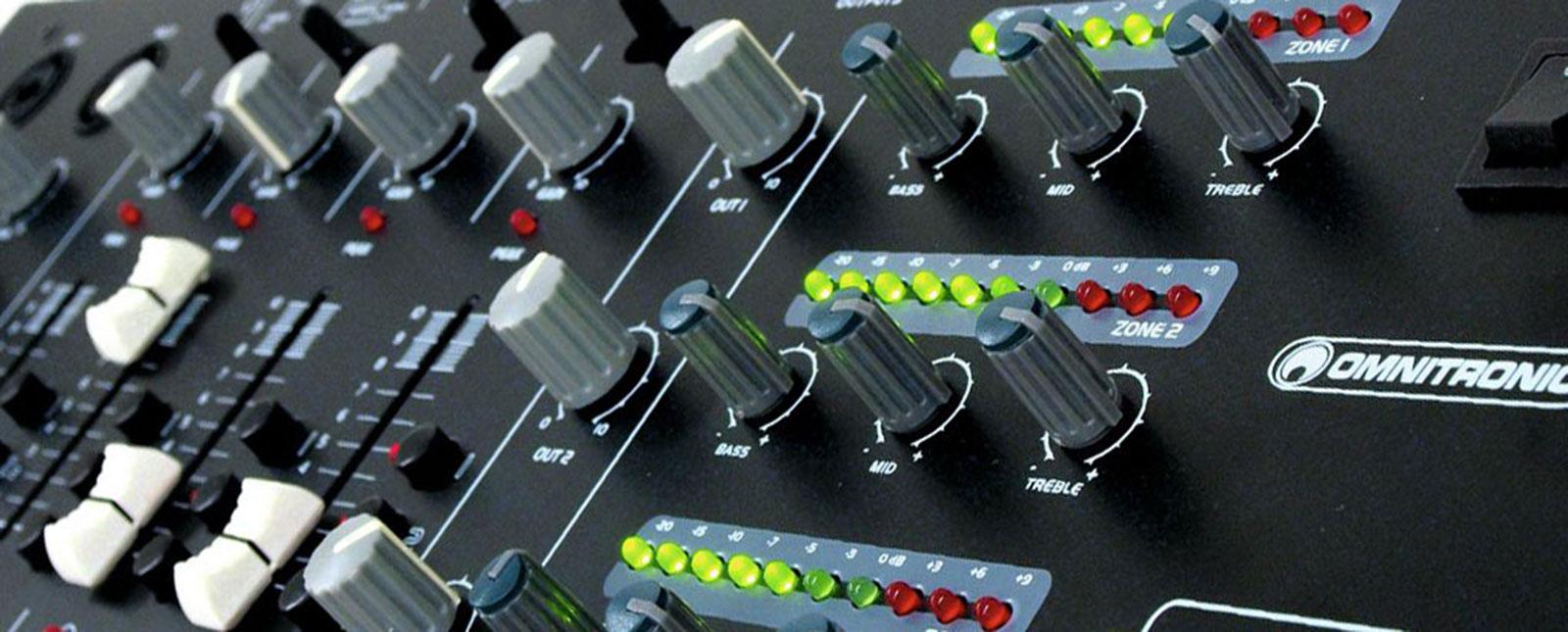 Omnitronic - DJ Equipment